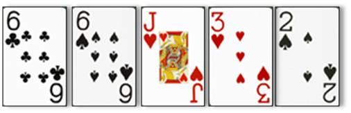 Poker regeln paar high card