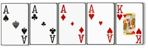 Poker Höchstes Blatt